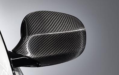 BMW パーツBMW Performance BMWパフォーマンス 3シリーズ ミラー カバーセット 前期カーボン E90 WEB限定 直送商品 E91