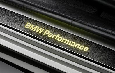 BMW 3シリーズ E90/E91イルミネーテッド・エントランス・カバー・セット
