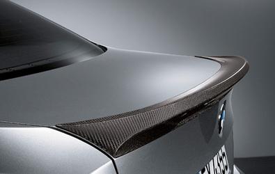 BMW 3シリーズ E90カーボン・リヤ・トランク・スポイラー I