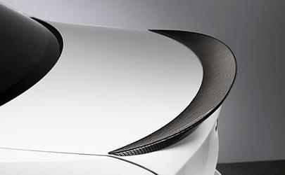 BMW 3シリーズ E90カーボン・リヤ・トランク・スポイラー II