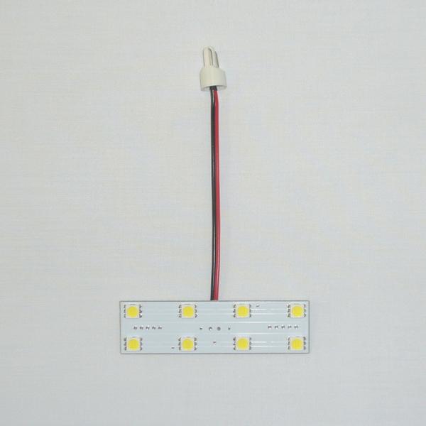 交換無料 LUXIの最強LEDルームライトバルブ 蔵 LUXIプレミアムシリーズT10プレート型ウェッジバルブ