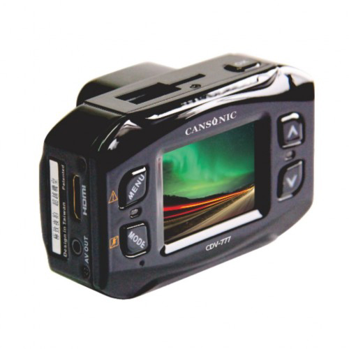 CANSONIC 스캔 소닉 드라이브 레코더 CDV-400
