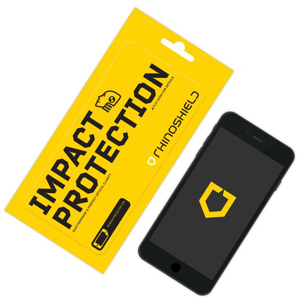 ネコポスOK 衝撃と傷からディスプレイを守るスクリーンプロテクタースマートフォン保護フィルム ディスプレイ保護シートライノシールドXperia 未使用品 日本メーカー新品 フロント Z5用 リアセット