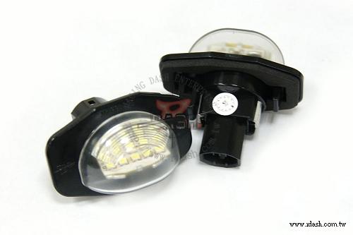 今なら超大得価 レーシングダッシュRacing ギフト Dash 2008年4月~LEDライセンスプレートライトユニット ☆新作入荷☆新品 トヨタTOYOTA アルファード