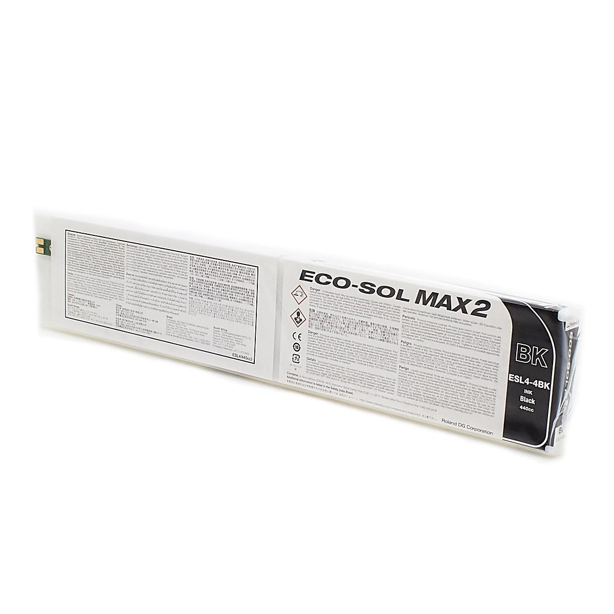 【メーカー純正】 ローランド ESL4-4BK ブラック ECO-SOL MAX2 440cc