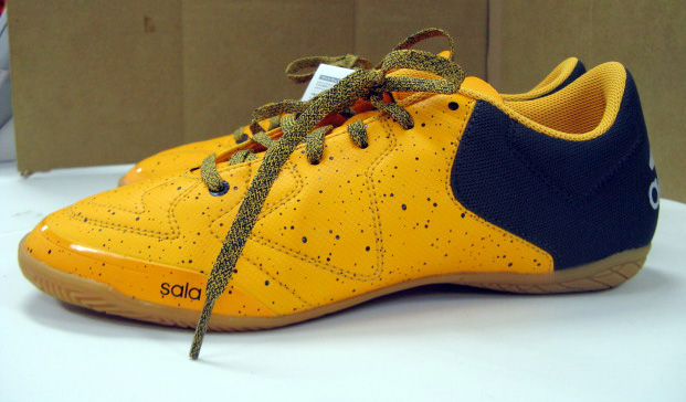 Adidas X 15.3CT indoor futsal shoes adidas orange