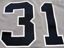 【MLB】 ニューヨーク・ヤンキース #31 イチロー Authentic・アルタネート・ジャージ【送料無料】