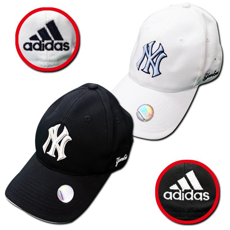 O.K.A.Football  NY Yankees x adidas cap 8a40f92dc72