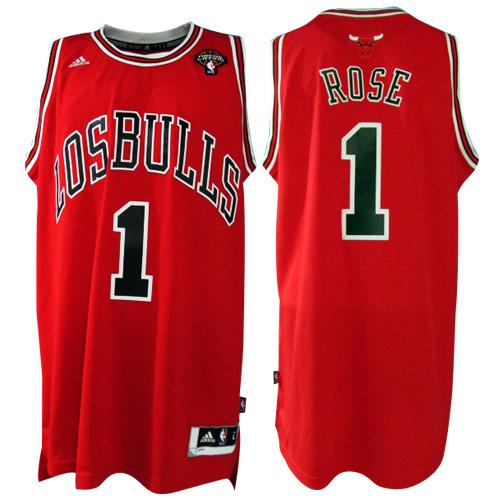 super popular e86f2 95bf8 Chicago Bulls: LOS BULLS