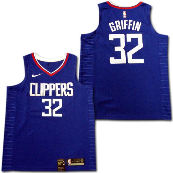 大人気新作 NBA 17/18 NBA LAクリッパーズ #32 グリフィン スウィングマンジャージ グリフィン 17/18 NIKE製, ストライダージャパン:bc1da768 --- canoncity.azurewebsites.net