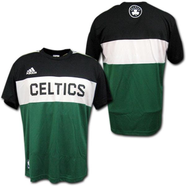 new styles 7177f bd499  Boston Celtics CELTICS training (black / green) adidas