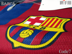 NIKE FC Barcelona bike riders, cycling jerseys for players