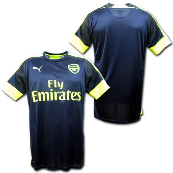 best website ff227 e000b Arsenal made PUMA third-16 / 17 (Navy Blue)