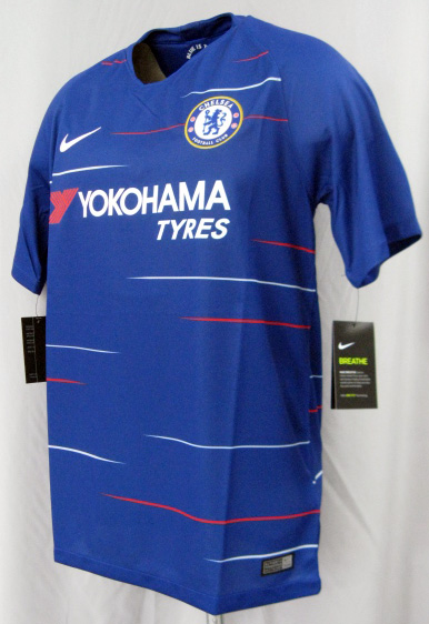Product made by Chelsea 18 19 home (blue)   10 HAZARD Eden Hazard Nike fde068ce0