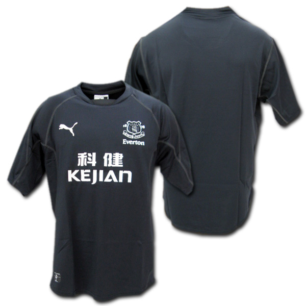 O K A Football: Everton 02 / 03 3rd (black)-Puma | Rakuten