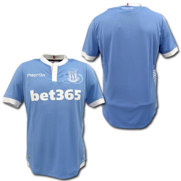 968866d7e O.K.A.Football  16   17-macron with Stoke City away (blue)