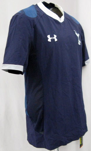 8ed7b33e It is made in under Armour for the Tottenham 12/13 away (dark blue) player
