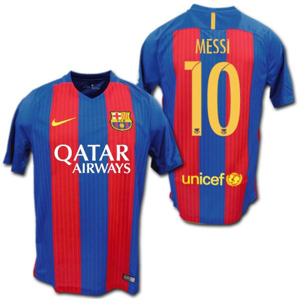81bc2d1b7 Yükle (600x602)O.K.A.Football  Product made in FC Barcelona 16 17 home  (blue red)  10 MESSI Messina stetting Rakuten Global MarketProduct made in  FC ...