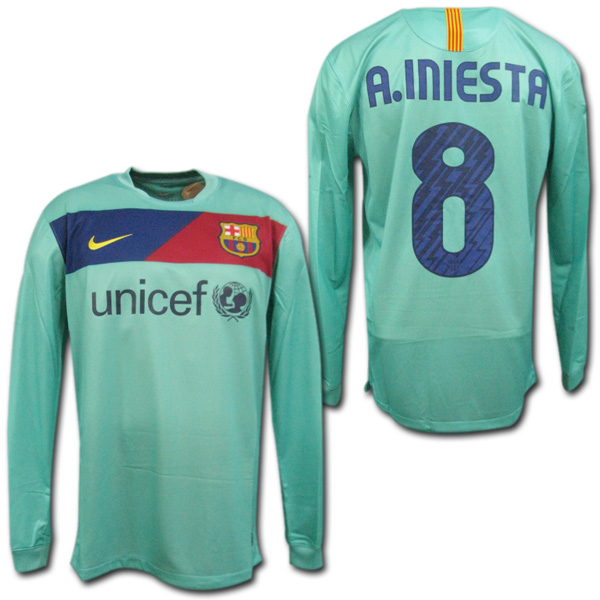 62d177b8db6 O.K.A.Football  10 11 FC Barcelona   8 A.INIESTA Iniesta away ...