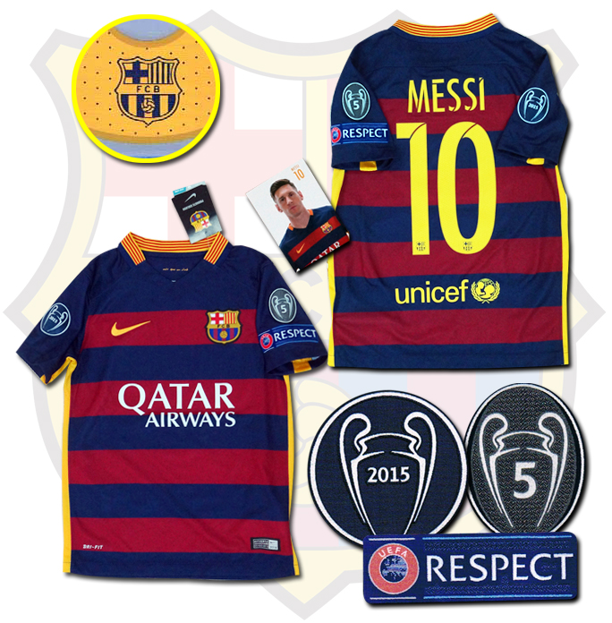 91d321226 o.k.a.football  nike for the 15 16 fc barcelona  10 messi messi home