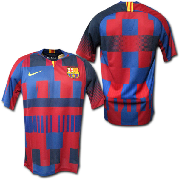 the latest c8ab0 a5744  FC Barcelona-limited uniform NIKE