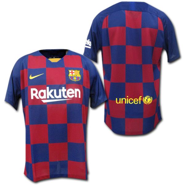 release date a33af b3e82 FC Barcelona 19/20 home (blue red) NIKE uniform