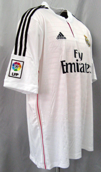 hot sale online f4027 28ef5 Product made by Real Madrid 14/15 home #10 JAMES James Rodriguez Adidas