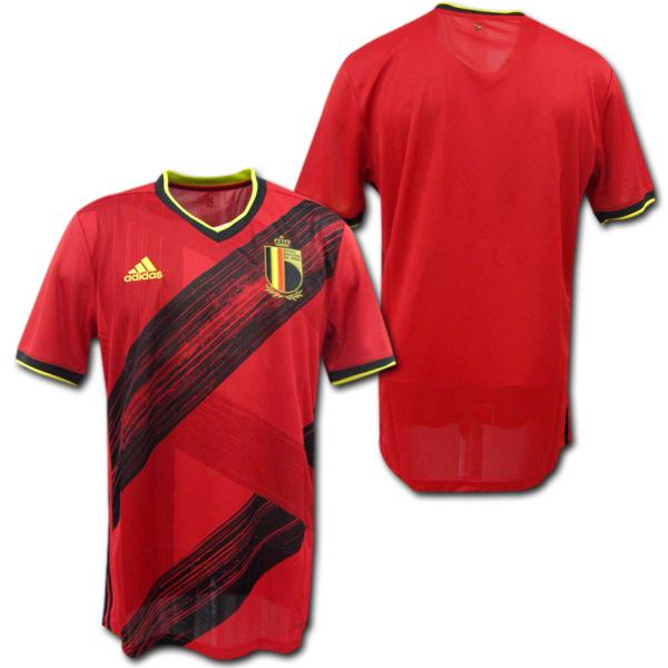 【EURO2020モデル】 2020 ベルギー代表 ホーム(赤) adidas【メール便送料無料】