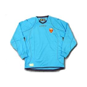 LEGEA モンテネグロ代表 2011 GK ブルー 上下セット