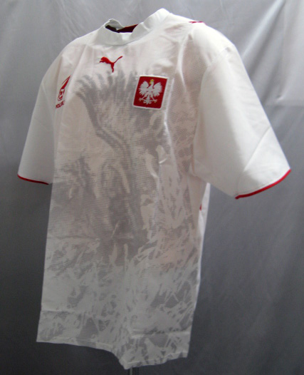 huge discount ea67e fdab1 Poland national team 06 away (white)-PUMA