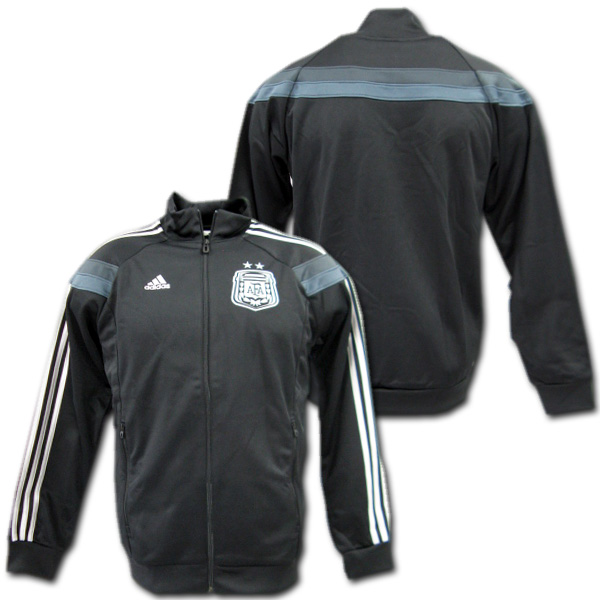2014 ADIDAS Argentina national team anthem jacket (black)