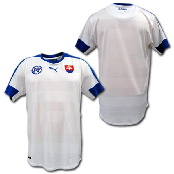 スロバキア代表 2016 ホーム(白) プーマ