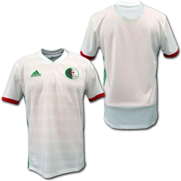 fbb9c3791 O.K.A.Football  Representative from 2018 Algeria home (white) adidas ...