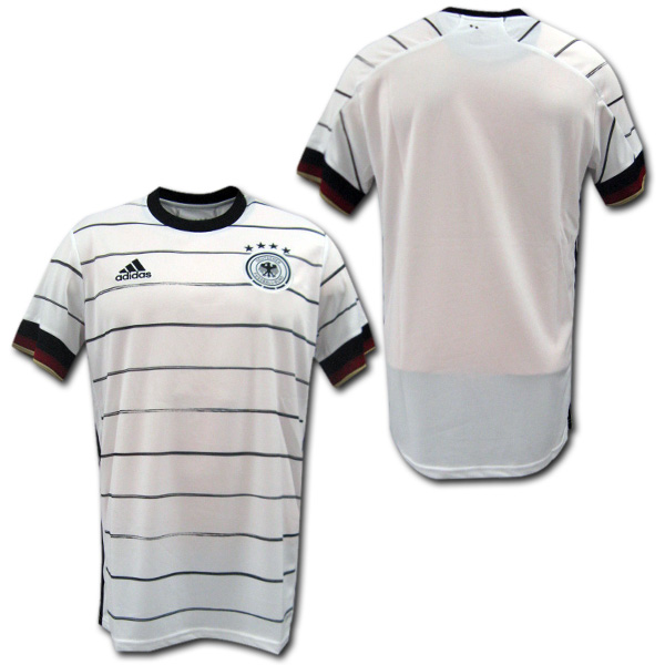 【EURO2020モデル】 2020 ドイツ代表 ホーム(白) adidas【メール便送料無料】