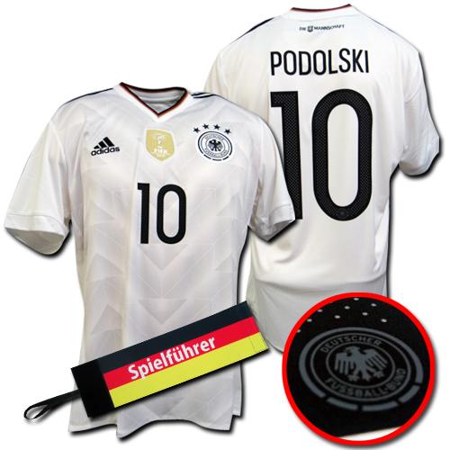 2017 독일 대표(흰색) #10 PODOLSKI 포드르스키아디다스