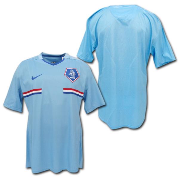 08 オランダ代表 Away (水色) 選手用  日本国内独占販売 ナイキ