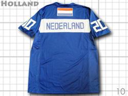 네델란드 대표 2010 프레맛치트레이닝파랑 나이키제