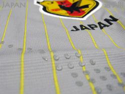 【ネーム&ナンバー無料】 選手支給品 日本代表 2008 GK(グレー) adidas製