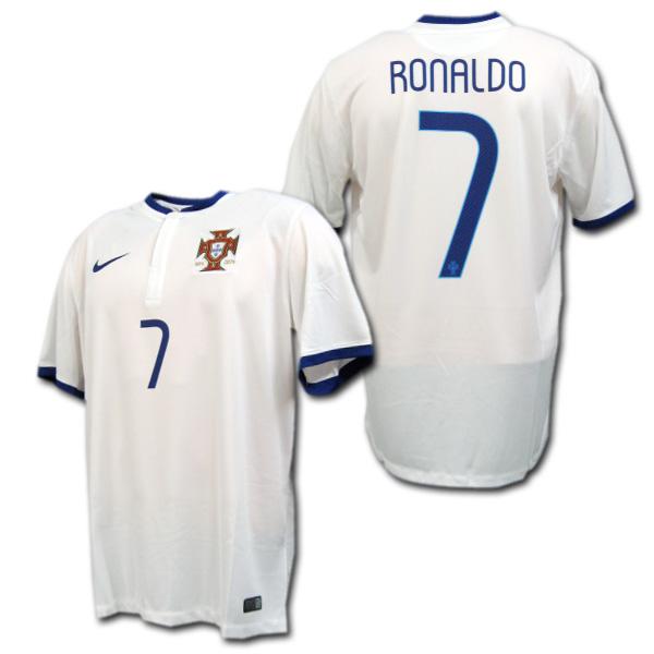 贈り物 2014 ポルトガル代表 アウェイ(白) ナイキ製 #7 RONALDO クリスティアーノ RONALDO・ロナウド ブラジルW杯モデル #7 ナイキ製, GREEN RIBBON:3aef3827 --- clftranspo.dominiotemporario.com