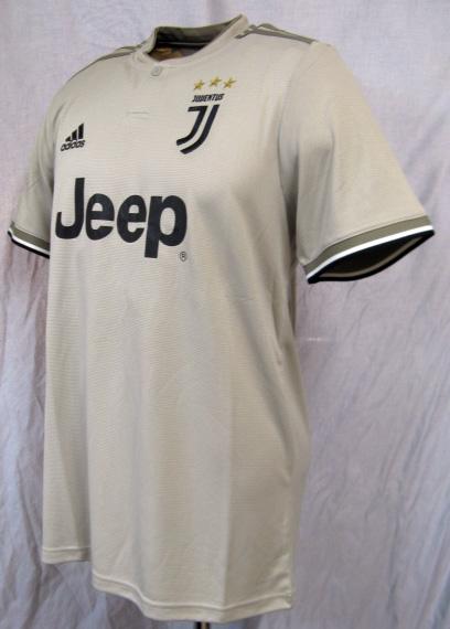 b7cea77c4 ... 18 19 Juventus away (beige)   20 JOAO CANCELO Joan perception cello  adidas