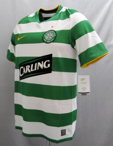 half off 80c1c f5ded Product made by Celtic 08/09 home (green / white) #25 NAKAMURA Shunsuke  Nakamura Nike