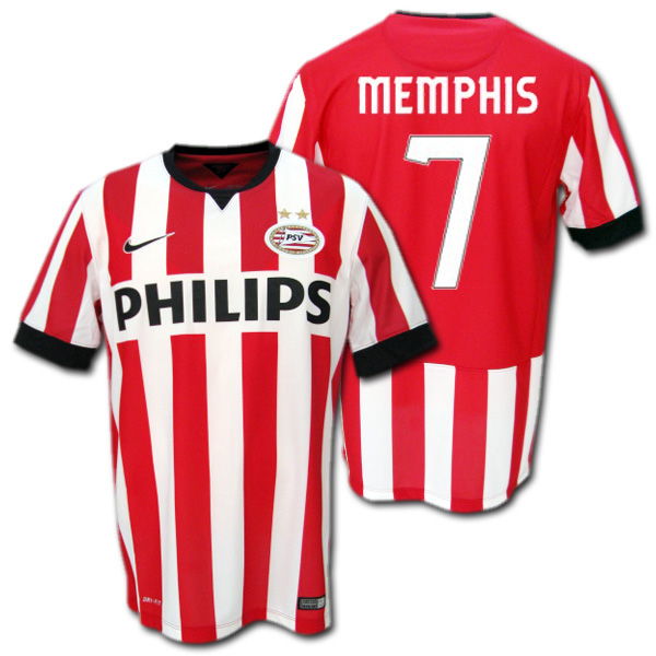 cf491d7adc7 O.K.A.Football  14   15 PSV Eindhoven home (red and white)   7 ...