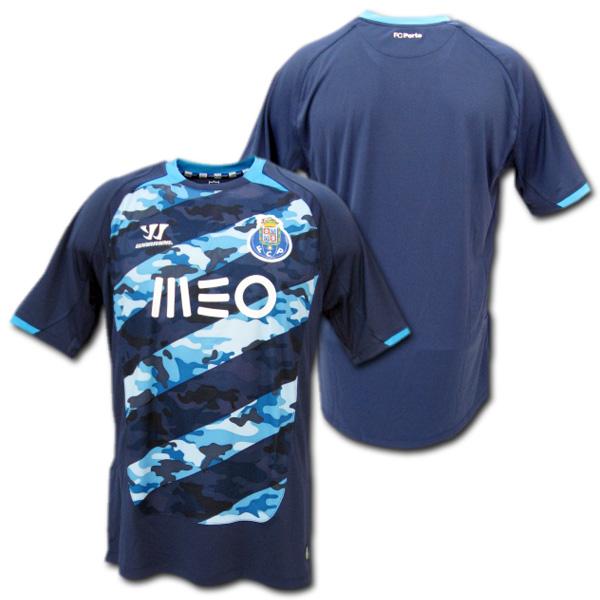 buy popular d4725 eb0ea Product made in F.C. Porto 14 15 away (Berlin blue) WARRIOR ...