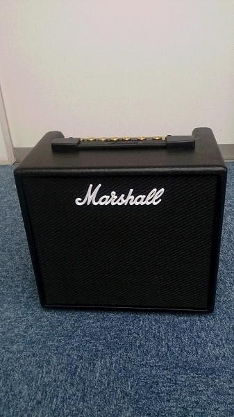 新品 店頭展示品 Marshall(マーシャル) ギターアンプ CODE25