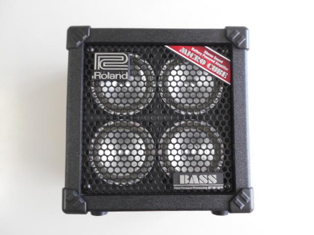 新品 店頭展示品 Roland(ローランド) ベースアンプ MCB-RX(マイクロキューブベースRX)