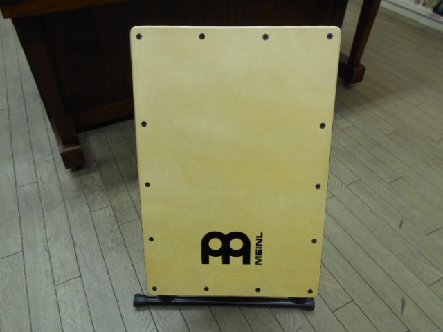MEINL(マイネル) カホン カホン MEINL(マイネル) MCAJ100BK-MA+ MCAJ100BK-MA+ MEINLロゴのギグケース付!, family家具:0d12952b --- officewill.xsrv.jp