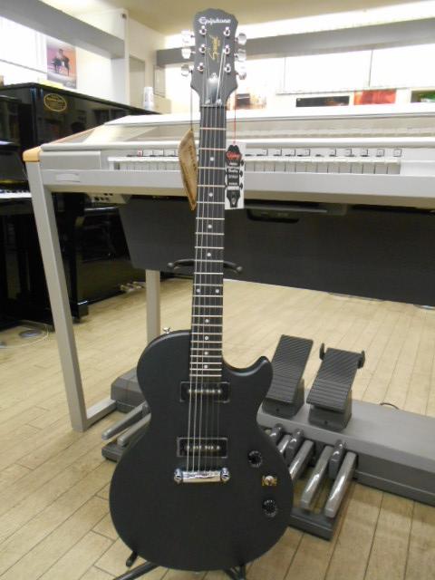 【店頭展示品】 新品 Epiphone(エピフォン) エレキギター Les Paul Special I P90 ソフトケース付!
