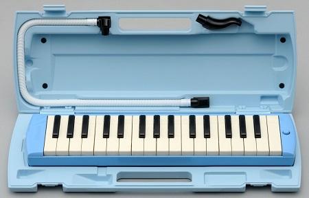 新品 ドレミシールプレゼント中♪ YAMAHA ヤマハ ピアニカ P-32E ブルー