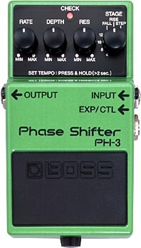 店頭展示品 (新品) BOSS ボス/エフェクター PH-3 Phase Shifte フェイズシフター