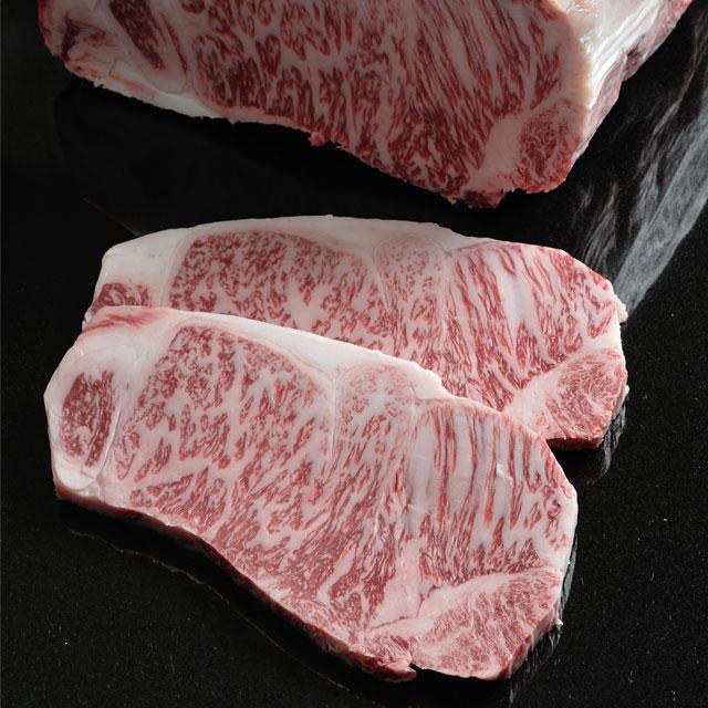 【あす楽対応】神戸牛 【ほんまもん】 サーロインステーキ200gx2枚 (ロースステーキ)